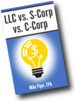 Llc Vs Sub S Corporation LLC vs S Corp vs C Corp